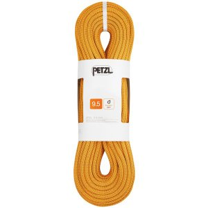 PETZL ペツル アリアル 9.5mm/Gold/60 R34AN060 ゴールド クイックドロー アウトドア 釣り 旅行用品 キャンプ ロープ シングルロープ アウトドアギア|od-yamakei