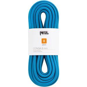 納期:2020年05月下旬になる予定です PETZL ペツル コンガ 8mm/blue/20 R42AB020|od-yamakei