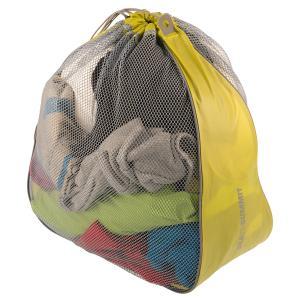 SEA TO SUMMIT シートゥーサミット ランドリーバッグ/ライム/グレー ST85029 グリーン 旅行用衣類圧縮袋 アウトドア 釣り 旅行用品 旅行用品 快適グッズ|od-yamakei