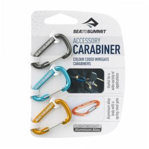 SEA TO SUMMIT シートゥーサミット アクセサリーカラビナ ST82351 キーホルダー キーリング ファッション メンズファッション 財布 ファッション小物|od-yamakei