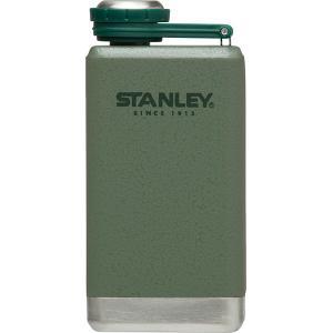 STANLEY スタンレー SSフラスコ 0.14L/グリーン 01695-007 スキットル アウトドア 釣り 旅行用品 キャンプ アウトドアギア|od-yamakei