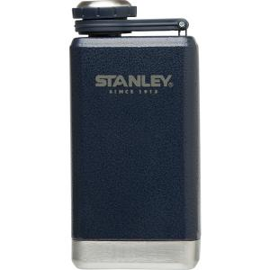STANLEY スタンレー SSフラスコ 0.14L/ネイビー 01695-008 アウトドア スキットル 釣り 旅行用品 アウトドアギア|od-yamakei