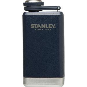 STANLEY スタンレー SSフラスコ 0.14L/ネイビー 01695-008 スキットル アウ...
