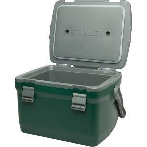 STANLEY スタンレー クーラーボックス 6.6L/グリーン 01622-005 アウトドア 釣り 旅行用品 キャンプ ハードクーラー|od-yamakei|03