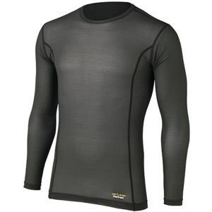 finetrack ファイントラック アクティブスキンロングスリーブ MENS DM FUM0511 男性用 ブラック Tシャツ アンダーシャツ アウトドア 釣り 旅行用品|od-yamakei