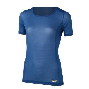 finetrack ファイントラック アクティブスキンT WOMENS OC FUW0512 女性用 ブルー Tシャツ アンダーシャツ アウトドア 釣り 旅行用品 女性用インナー|od-yamakei
