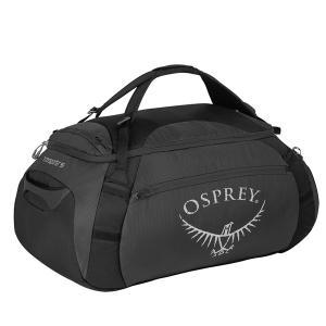 OSPREY オスプレー トランスポーター 95/アンヴィルグレー OS55167 ダッフルバッグ アウトドア 釣り 旅行用品 キャンプ トラベル・ビジネスバッグ|od-yamakei