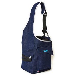 KAVU カブー クライマーズバッグ/DENIM/1SZ 11863920 ブルー ショルダーバッグ アウトドア 釣り 旅行用品 キャンプ アウトドアギア|od-yamakei