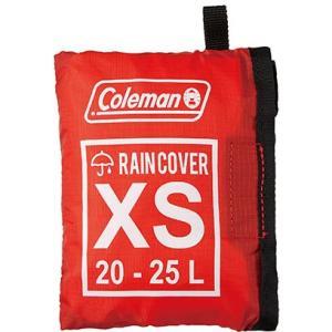 Coleman コールマン レインカバー XS レッド 2000021798 ザックカバー アウトドア 釣り 旅行用品 アウトドアギア|od-yamakei