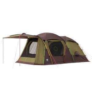 OUTDOOR LOGOS ロゴス プレミアム PANELグレートドゥーブル XL-AF 71805515 ドーム型テント アウトドア 釣り 旅行用品 キャンプ キャンプ用テント|od-yamakei