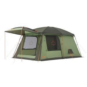 OUTDOOR LOGOS ロゴス neos PANELコテージ L-AE 71805016 ドーム型テント アウトドア 釣り 旅行用品 キャンプ キャンプ用テント キャンプ6|od-yamakei