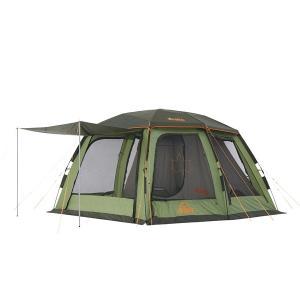 OUTDOOR LOGOS ロゴス Q-インセクト2ルーム-AE 71458004 ドーム型テント アウトドア 釣り 旅行用品 キャンプ キャンプ用テント キャンプ6 アウトドアギア|od-yamakei