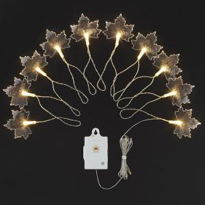 OUTDOOR LOGOS ロゴス LOGOS メイプルデコレーションライト10・WP 74175586 アウトドア 懐中電灯 ハンディライト 釣り 旅行用品 LEDタイプ アウトドアギア od-yamakei
