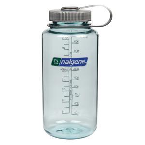 NALGENE(ナルゲン) 広口1.0L/ シーフォーム 91188 ボトル 水筒 アウトドア 樹脂製ボトル アウトドアギア