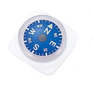 Highmount(ハイマウント) HM リストコンパス クリア/ブルー 11214|od-yamakei