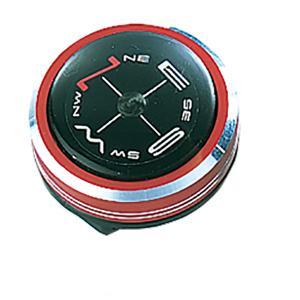 YCM HM リストコンパス メタリックレッド 11215 自動車用 時計 温度計 車 バイク マップコンパス アウトドアギア|od-yamakei