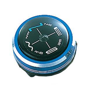 YCM HM リストコンパス メタリックブルー 11217 アウトドア用コンパス 方位磁石 アウトドア 釣り 旅行用品 マップコンパス アウトドアギア|od-yamakei