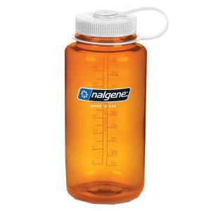 NALGENE ナルゲン 広口1.0LTritan/オレンジ 91317 水筒 アウトドア 釣り 旅行用品 キャンプ ボトル 樹脂製ボトル アウトドアギア od-yamakei