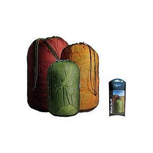 SEA TO SUMMIT(シートゥーサミット) メッシュサックXXL 30L/220レッド (1700020) スタッフバッグ バッグ リュック 旅行用品 釣り アウトドア ポーチ スポーツ|od-yamakei