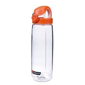 NALGENE ナルゲン OTFボトルクリアオレンジ 91392 オレンジ 水筒 アウトドア 釣り 旅行用品 キャンプ ボトル 樹脂製ボトル アウトドアギア od-yamakei