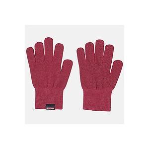 mizuno ミズノ BTスベリドメニットグラブU/レッド/S 73GM31462 手袋 アウトドア 釣り 旅行用品 キャンプ インナーグローブ・手袋 インナーグローブ・手袋 od-yamakei
