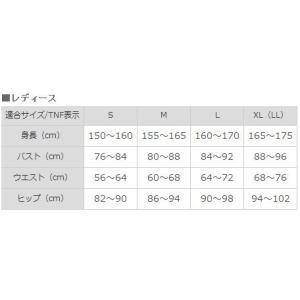 THE NORTH FACE ザ・ノースフェイス WARM TROUSERS/Z/S NUW66136 アウトドアウェア タイツ アウトドア 釣り 旅行用品 女性用インナー|od-yamakei|02