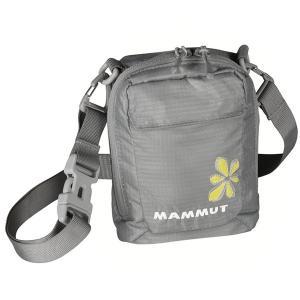 Mammut マムート Tasch Pouch/iron 0514 /1 2520-00131 アウトドア ナップザック 釣り 旅行用品 ショルダーバッグ ショルダーバッグ アウトドアギア|od-yamakei