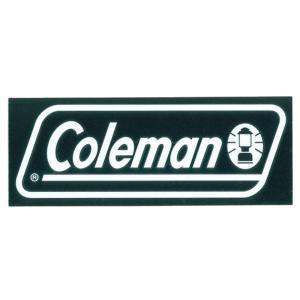 Coleman コールマン オフィシャルステッカー/S 2000010522 バイク ステッカー デカール 車 自転車 アウトドアギア|od-yamakei