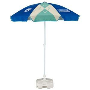Coleman コールマン ビーチパラソルUV-PRO アーガイル/ブルー 170-7649 アウトドア 釣り 旅行用品 ビーチパラソル ビーチパラソル アウトドアギア|od-yamakei