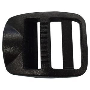 mont-bell モンベル ラダーロック 25MM 2P /BK 1124366 ブラック アウトドア バックパック ザック 釣り 旅行用品 ストラップ・コードロック|od-yamakei