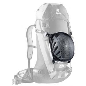 deuter(ドイター) ヘルメットホルダー ブラック(7000) D32910|od-yamakei