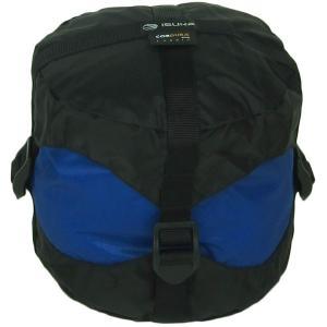 ISUKA イスカ ウルトラライト コンプレッションバッグ M/ロイヤル 339212 ブルー 備品 アウトドア 釣り 旅行用品 キャンプ 収納バッグ 収納バッグ od-yamakei