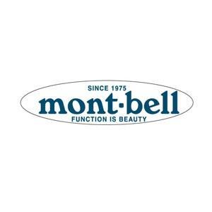 mont-bell モンベル ステッカー モンベル L/BLSA 1124196 バイク ステッカー デカール 車 自転車 アウトドアギア|od-yamakei