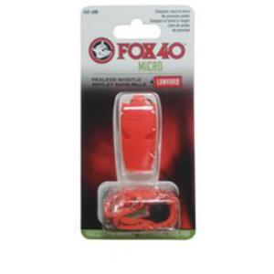 FOX40 フォックス40 マイクロホイッスルOG 23255 オレンジ 登山用ホイッスル アウトドア 釣り 旅行用品 キャンプ 笛 救助用 アウトドアギア|od-yamakei