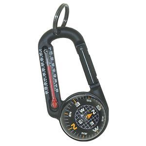 SUN サン テンパコンプ 44072 ブラック 自動車用 時計 温度計 コンパス 車 バイク マップコンパス アウトドアギア|od-yamakei