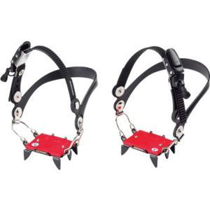 EVERNEW エバニュー 4本爪アイゼンバックル式 EBY013 登山靴 トレッキングシューズ アウトドア 釣り 旅行用品 アイゼン スノースパイク アウトドアギア od-yamakei
