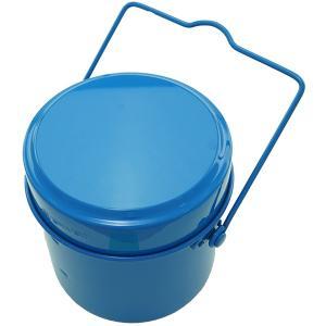 EVERNEW エバニュー 丸型ハンゴ-/ブルー700 ECA243 ブルー 水筒 アウトドア 釣り 旅行用品 キャンプ ハンゴー ハンゴー アウトドアギア|od-yamakei