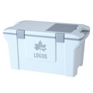 OUTDOOR LOGOS ロゴス アクションクーラー50 ホワイト 81448031 クーラーボッ...