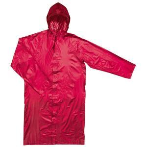 OUTDOOR LOGOS ロゴス バックレタードPVCレインコート レッド 38112419 ファッション メンズファッション 財布 ファッション小物|od-yamakei