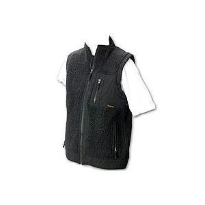 KAVU(カブー) ブレンダーベスト Black S (11863302) メンズ フリース トップス アウトドアウエア 旅行用品 釣り フリースジャケット ブルゾン ジャンパー|od-yamakei