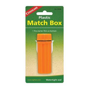 COGHLANS コフラン プラマッチボックス 11210023 オレンジ ブックマッチ アウトドア 釣り 旅行用品 キャンプ ライター アウトドアギア|od-yamakei