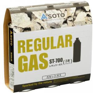 SOTO ソト 新富士バーナー REGULAR GAS ST-7001-32 イソブタンとブタン アウトドア 釣り 旅行用品 キャンプ 登山 カセットガス カセットガス|od-yamakei