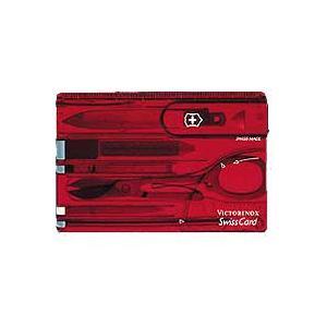 Victorinox Swiss Army ビクトリノックス スイスカード 63252 レッド DIY 工具 道具 ドライバー レンチ マルチツール マルチツール アウトドアギア|od-yamakei|02