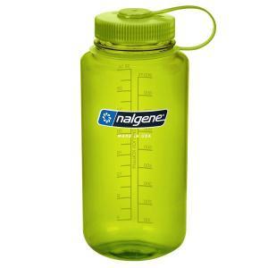 NALGENE ナルゲン 広口1.0LTritanスプリンググリーン 91314 水筒 アウトドア ...
