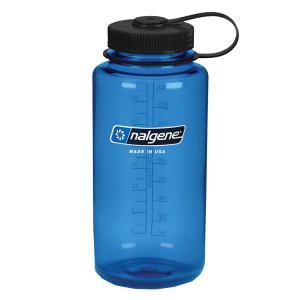 NALGENE ナルゲン 広口1.0LTritanブルー 91315 ブルー 水筒 アウトドア 釣り 旅行用品 キャンプ ボトル 樹脂製ボトル アウトドアギア od-yamakei