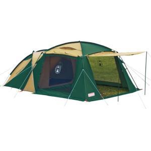 Coleman コールマン ラウンドスクリーン2ルームハウス 170T14150J ドーム型テント アウトドア 釣り 旅行用品 キャンプ キャンプ用テント キャンプ6|od-yamakei