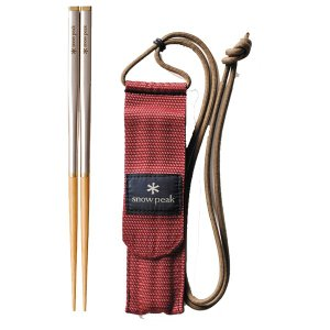 snow peak スノーピーク 和武器 M SCT-110 アウトドア カトラリー 箸 釣り 旅行用品 アウトドアギア od-yamakei