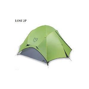 NEMO(ニーモ・イクイップメント) ロシ 2P 2009 NM-LOSI-2P ツーリングテント タープ テント ツーリング用テント アウトドアギア od-yamakei