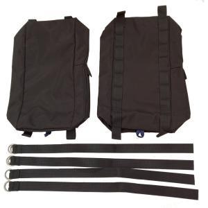Ripen ライペン アライテント サイドポケット ブラック 0210000 バックパック ザック アウトドア 釣り 旅行用品 バッグ用アタッチメント|od-yamakei