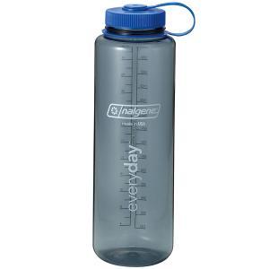 NALGENE ナルゲン 広口1.5LTritanグレー 91320 水筒 アウトドア 釣り 旅行用品 キャンプ ボトル 樹脂製ボトル アウトドアギア|od-yamakei